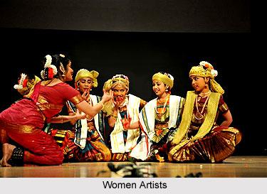 Women Artists in Kannada Theatre