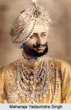 Yadavindra Singh, Maharaja of Patiala