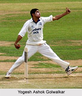 Yogesh Ashok Golwalkar, Madhya Pradesh Cricket Player
