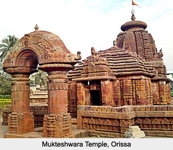 Mukteshvara Temple, Orissa