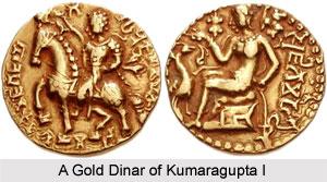Kumaragupta I , Gupta Emperor