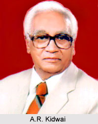 A. R. Kidwai, Former Governor of Haryana