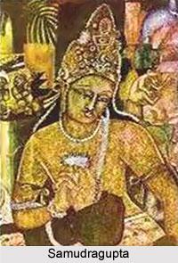 Achievements of Samudragupta