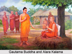 Alara Kalama,Teacher of Gautama Buddha