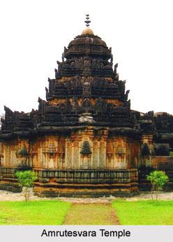 Amrutesvara Temple, Amruthapura, Karnataka