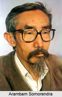 Arambam Somorendra, Manipuri Theatre Personality