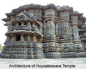 Architecture of Hoysaleswara Temple