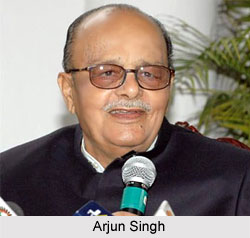 Arjun Singh, Indian Politician