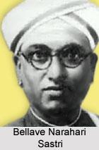 Bellave Narahari Sastri, Kannada Theatre Personality