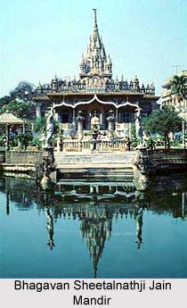 Bhagavan Sheetalnathji Jain Mandir, Kolkata