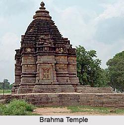 Brahma Temple, Khajuraho, Madhya Pradesh