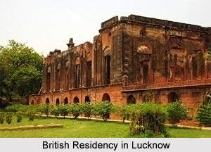 British Residency in Lucknow