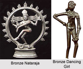 Indian Bronze Sculptures