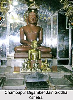 Champapur Digamber Jain Siddha Kshetra, Bihar