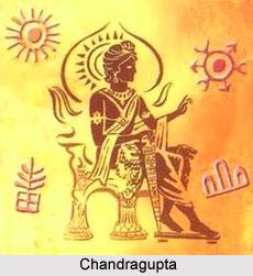 Chandragupta - Foundation of the Gupta Empire in India