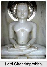 Lord Chandraprabha, Eighth Jain Tirthankara