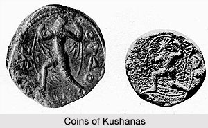 Coins of Kushanas