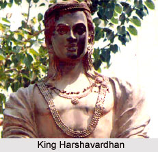 Conquests of Harshavardhan