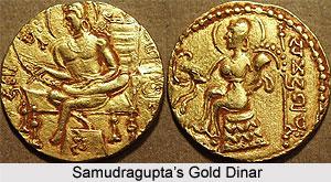 Conquests of Samudragupta