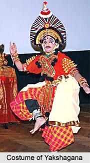 Costumes of Yakshagana