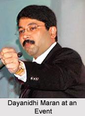 Dayanidhi Maran, Indian Politicians