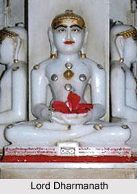 Lord Dharmanath, Fifteenth Jain Tirthankara