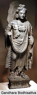 Gandhara Bodhisattva