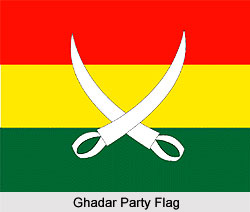 Ghadar Party, Indian revolutionary organisation