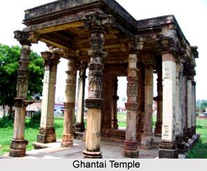 Ghantai Temple, Khajuraho, Madhya Pradesh