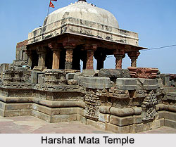 Harshat Mata Temple, Rajasthan