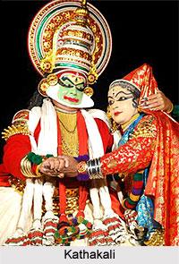Influence of Kathakali on Yakshagana