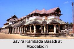 Jain temples at Dakshina Kannada District