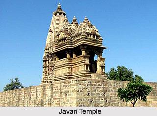 Javari temple, Khajuraho, Madhya Pradesh