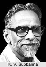 K. V. Subbanna, Kannada Theatre Personality