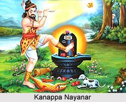 Kanappa Nayanar, Nayanmars