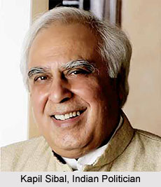 Kapil Sibal, Minister of Communications and Information Technology