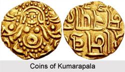Coins of Kumarapala
