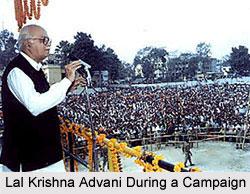 Lal Krishna Advani, Former Deputy Prime Minister of India