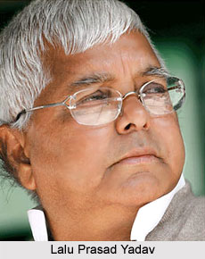 Lalu Prasad Yadav, Indian Politician