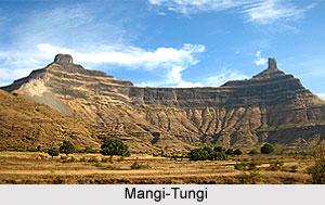 Mangi-Tungi, Maharashtra