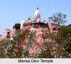 Mansa Devi Temple, Uttarakhand