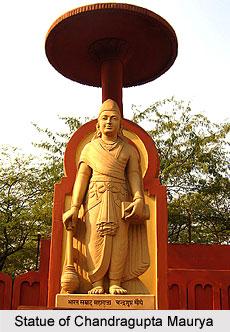 Military Administration of Chandragupta Maurya