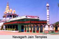 Navagarh Jain Temples, Maharashtra