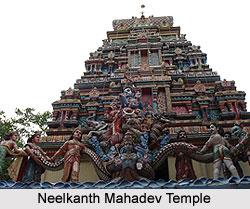 Neelkanth Mahadev Temple, Uttarakhand