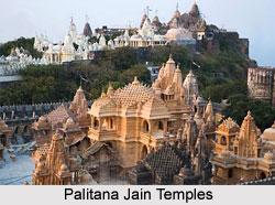 Palitana Jain Temples in Gujarat