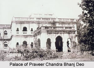 Pravir Chandra Bhanj Deo