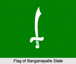Princely State of Banganapalle