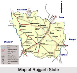 Princely State of Rajgarh