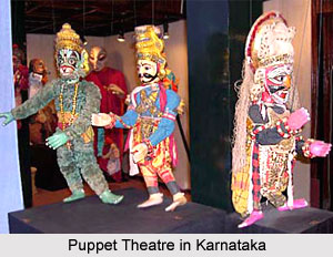 Puppet Theatre in Karnataka
