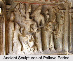 Religion in the Pallava Period in India